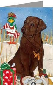 labrador retriever christmas cards ornaments u0026 decor