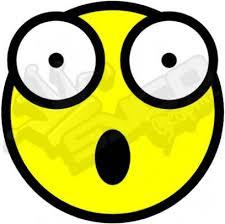 Meme Emoticon Face - make meme with shocked emoticon clipart