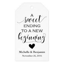 Wedding Gift Tags Wedding Gift Tags Zazzle Ca