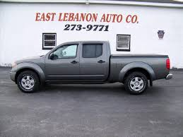 nissan frontier xe 2008 grey nissan frontier in pennsylvania for sale used cars on