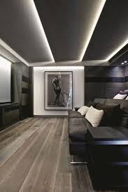 is this not one of the most elegant home cinema rooms you have