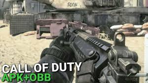 apk call of duty strike team call of duty strike team apk obb para android como