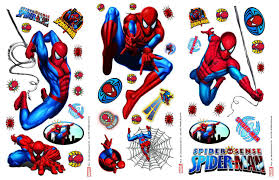 and brown marvel clipart spiderman wall sticker shop for spiderman wall sticker at www