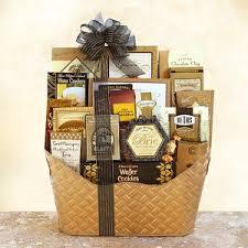 gourmet food baskets gourmet gift baskets vip gift basket from gift baskets etc