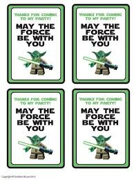 wars party favors free wars party printables and more party
