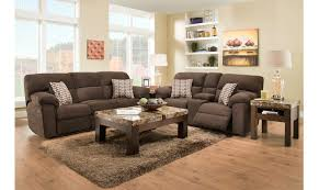 FhF Catalog Madison Motion Living Room Group - Farmers furniture living room sets