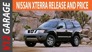 nissan pathfinder price in india new 2018 niisan xterra redesign price and release date youtube