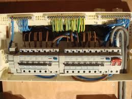 fuse box fuse board replacement edinburgh capital city electrical