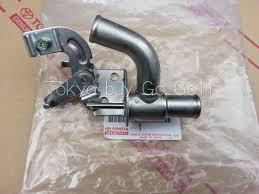 toyota land cruiser fj40 fj43 fj45 heater water valve genuine oem part