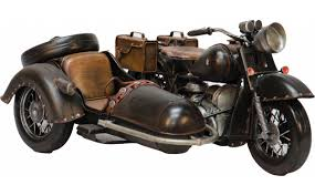bmw vintage motorcycle bmw motorcycle and sidecar display model metal u0026 plast