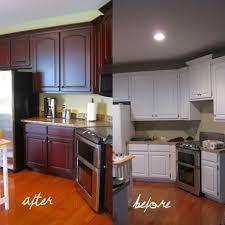 painting cherry kitchen cabinets white kristen f davis designs cabinetry furniture home decor