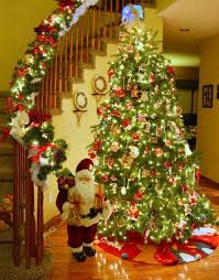 collection of santa themed tree best tree