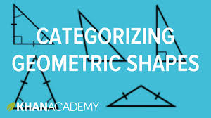 categorizing geometric shapes practice examples 4th grade
