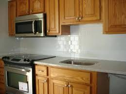 smoked mirror backsplash subway tile backsplashes for kitchens kitchen astonishing kitchen