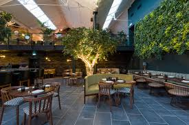 greenery filled restaurant ours opens in london u0027s kensington the