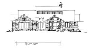 conceptual house plan 1471 modern ranch houseplansblog