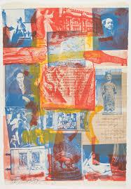 we love rauschenberg centennial certificate metropolitan museum of art detroit