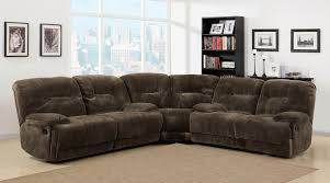 remarkable sectional recliner sofas microfiber 50 on reclining
