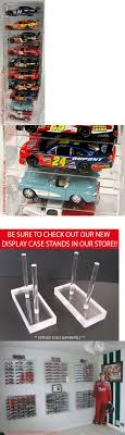 diecast toy vehicle display cases stands ebay display cases and stands 171135 nascar 1 24 diecast display case 10