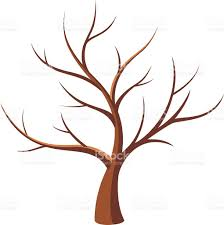 dead tree clipart bare tree branch pencil and in color dead tree