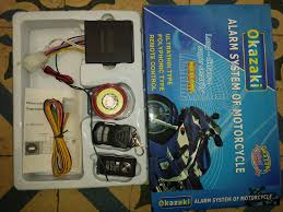 easy motorcycles alarm system how to adjust not how to instal