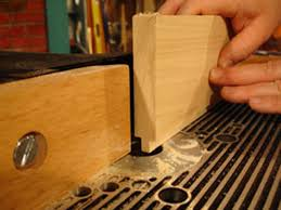 Wood Joints Router by How To Cut Tongue And Groove Joints How Tos Diy
