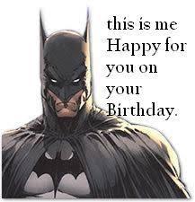 Batman Birthday Meme - i want this as a birthday card he looks so enthused batman