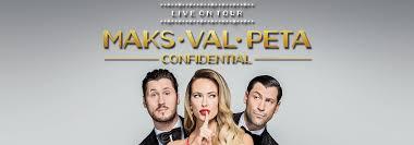 maks val u0026 peta live tour confidential dpac official