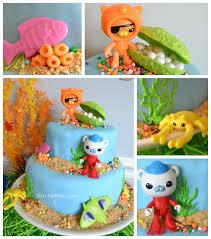 octonauts birthday cake easy octonauts birthday party stitch and pink