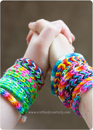 bracelet with rubber bands images Simple diy rubber band bracelets no loom required jpg