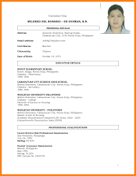 resume samples for warehouse resume sample for job application filipino frizzigame 7 resume example filipino warehouse clerk