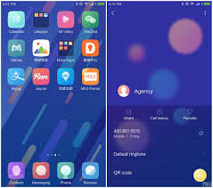 xiaomi mi 6 official customized theme launched download it now