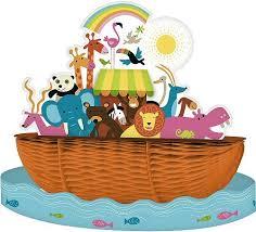 noah ark baby shower noah s ark baby shower centerpiece