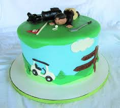 golfer u0027s birthday cake cakecentral com