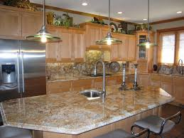Kitchen Backsplashes With Granite Countertops by Granite Countertops Geriba Granite Kitchen Countertops With
