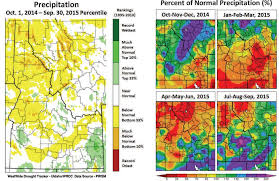 Oregon Drought Map by Drought Sage Winds