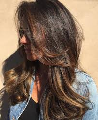 hairstyles for long chins 60 super chic hairstyles for long faces to break up the length