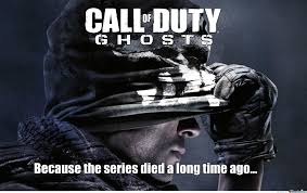 Cod Ghosts Meme - cod ghosts by frogmaster f meme center