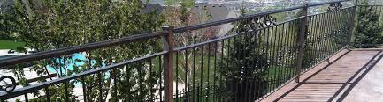 utah custom railing ornamental welding a 1 trailer repair and