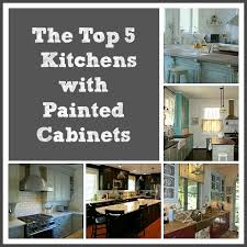 can i paint my kitchen cabinets vote for your favorite kitchen with painted cabinets hooked on