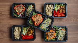 cuisiner pour la semaine comment préparer tous les repas de la semaine en 90 minutes