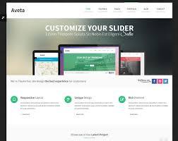 best html5 bootstrap website templates entheos