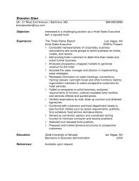 business travel sales manager cover letter