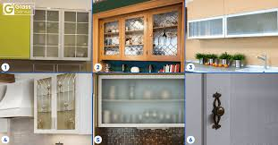 what are the best kitchen doors 6 best cabinet glass styles for your kitchen cabinet doors