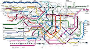 Underground Map Tokyo Underground Map Tokyo Station Underground Map Kantō Japan
