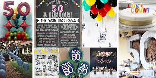 50th birthday party supplies 50th birthday party ideas