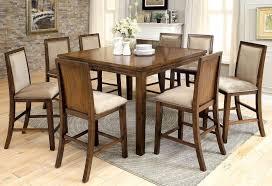 dallas designer furniture everett counter height dining room set