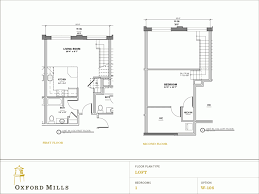 apartments floor plans with loft cabin plans with loft log open