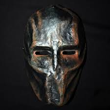 1 1 scale halloween costume death race mask death race