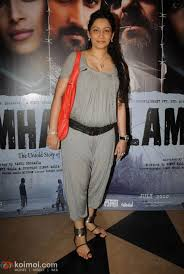 manyata dutt at lamhaa movie special screening koimoi